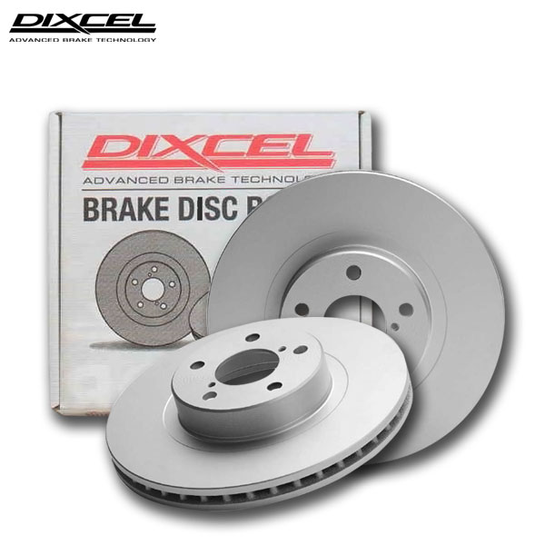 DIXCEL ディクセル ブレーキローター PDタイプ フロント用 フォード マスタング 5.0 V8 GT 11~14 Performance Package (Brembo 4POT)