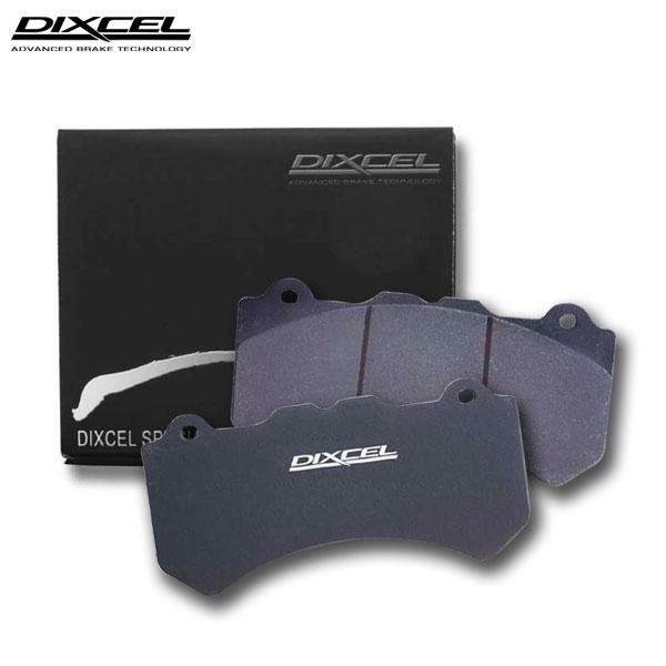 DIXCEL ディクセル ブレーキパッド Specom-α リア用 ポルシェ 911 (997) 3.6 GT3/GT3 RS 06~08 ※沖縄・離島・同梱時は送料別途