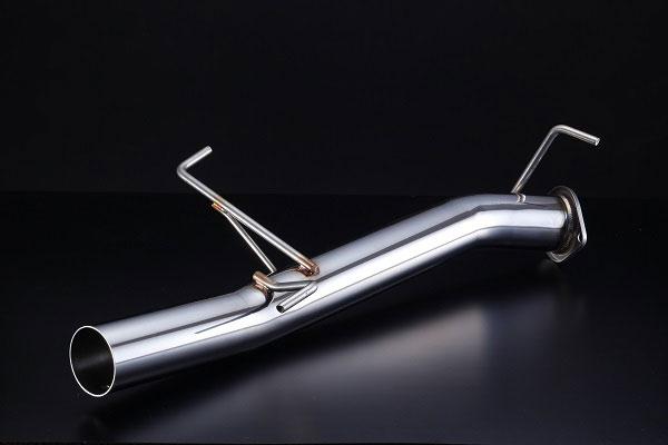 [D-MAX] D1スペック リボルバーマフラー (直管シングル) シルビア S15