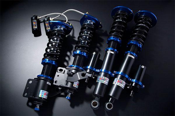 [D-MAX] S15 レーシングスペック シルビア サスペンションキット