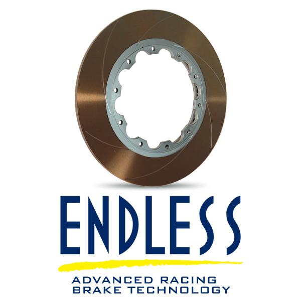 [ENDLESS] エンドレス ブレンボ製 ビッグキャリパー用 ディスクローター 【サイズ φ380×32 / 穴数 10】
