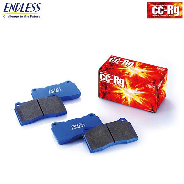 [ENDLESS] エンドレス APレーシング製 レーシングキャリパー用 ブレーキパッド CC-Rg