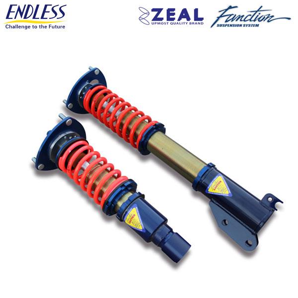 [ENDLESS] エンドレス ZEAL 車高調 FUNCTION SPORTS 2in 【S660 JW5】 北海道・沖縄・離島は送料1000円(税別)