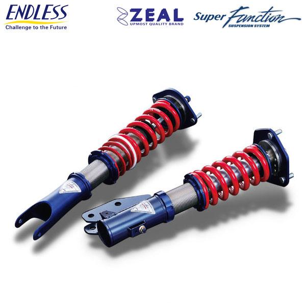 [ENDLESS] エンドレス ZEAL 車高調 SUPER FUNCTION 【NSX NA1】 北海道・沖縄・離島は送料1000円(税別)