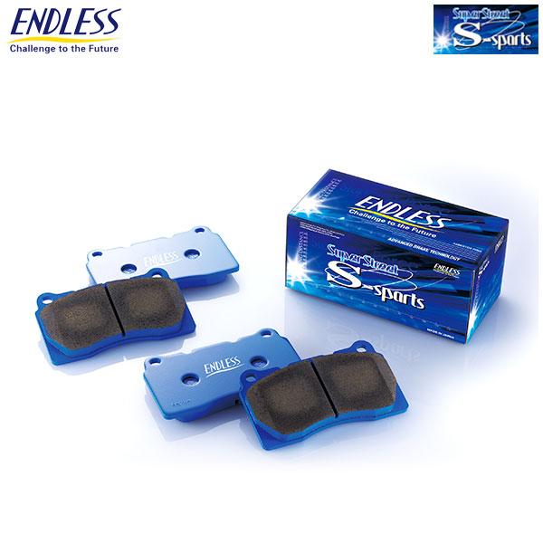 [ENDLESS] エンドレス APレーシング製 レーシングキャリパー用 ブレーキパッド SSS F4住友キャリパー F/R ピストン数 2