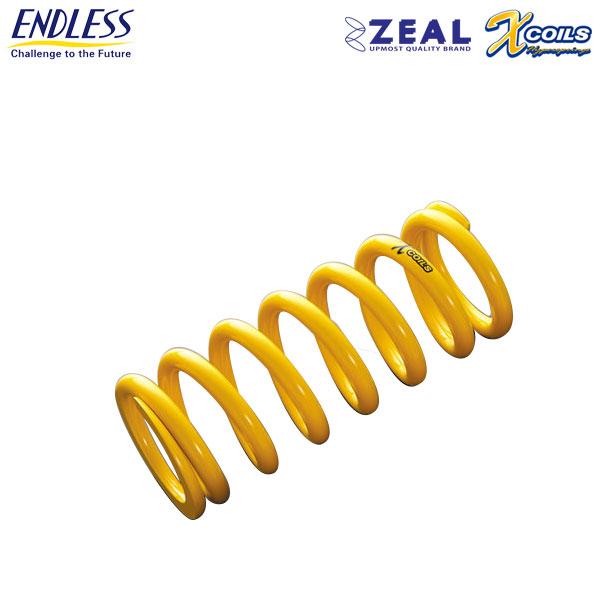 [ENDLESS] エンドレス ZEAL X COILS リア専用形状スプリング 1本 内径 ID 60mm 自由長 165mm レート 3kg/mm