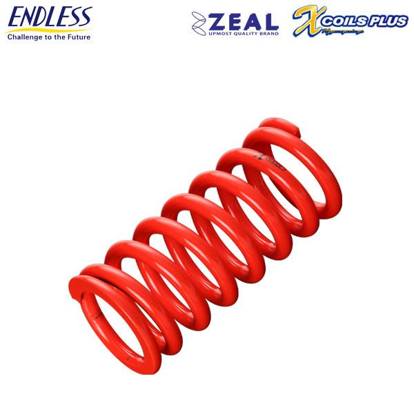 [ENDLESS] エンドレス ZEAL X COILS PLUS 直巻スプリング 1本 内径 ID 65mm 自由長 229mm レート 5kg/mm