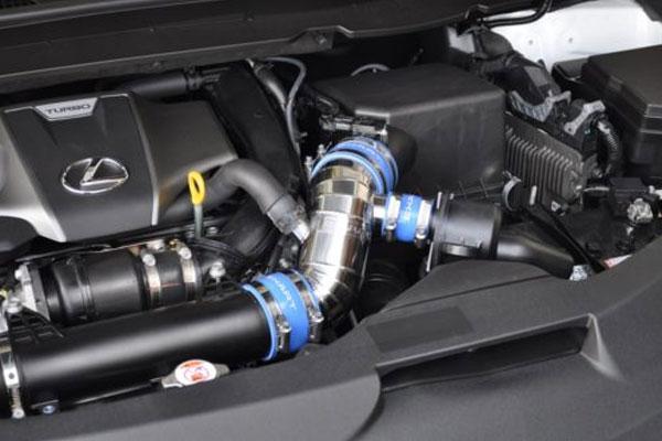 EXART エアインテーク スタビライザー AIS本体+サウンドジェネレーターセット レクサス RX200t AGL20W AGL25W  8AR-FTS