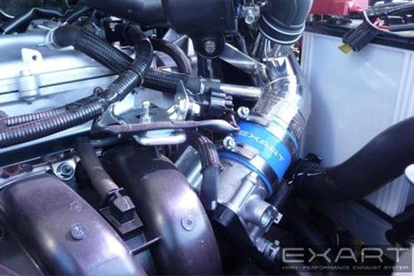 EXART エアインテーク スタビライザー AIS本体のみ(サウンドジェネレーター対応型) ノア ヴォクシー ZRR80G ZRR80W 3ZR-FAE