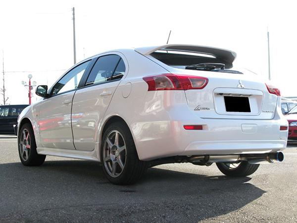 GPスポーツ EXAS エボチューン ギャランフォルティススポーツバック DBA-CX4A 08/12~ 4B11 ラリーアート NA車用