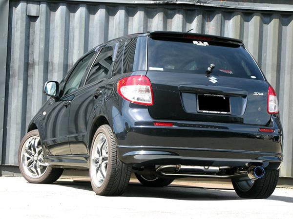 GPスポーツ EXAS エボチューン SX4 DBA-YA11S 06/7~10/3 M15A 1.5L FF車用 110PS車用