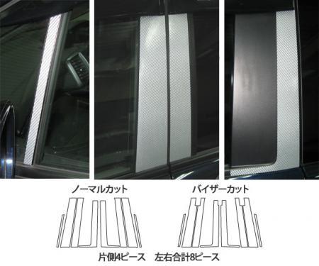 [hasepro] ハセプロ マジカルカーボン ピラーフルセット フリード GB3 GB4 2008/5~