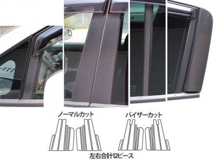 [hasepro] ハセプロ マジカルカーボン ピラーフルセット ティーダ C11 2008/1~2012/8