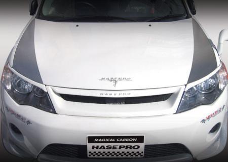 [hasepro] ハセプロ マジカルカーボン ボンネット用セット アウトランダー CW5W 2005/10~2007/9