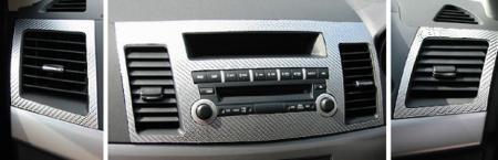 [hasepro] ハセプロ マジカルカーボン センターパネルセット ギャランフォルティススポーツバック CX3A CX4A CX6A