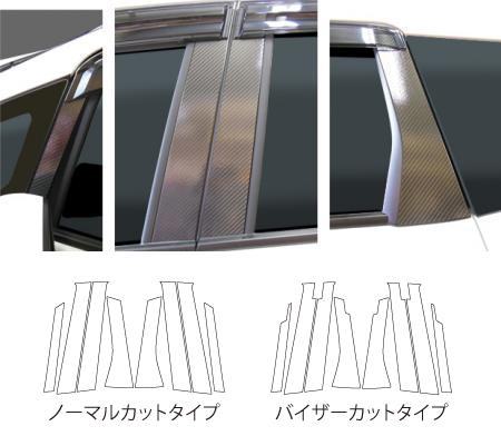 [hasepro] ハセプロ マジカルカーボン ピラーセット シャトル GP7 GP8 2015/5~