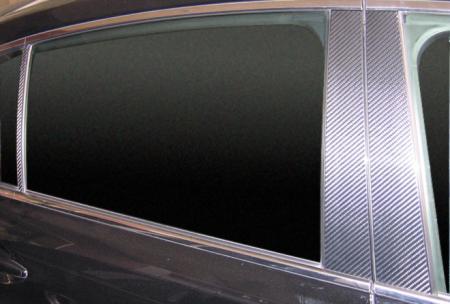 [hasepro] ハセプロ マジカルカーボン ピラーセット レクサス GS430 UZS190 2005/7~
