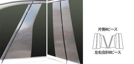 [hasepro] ハセプロ マジカルカーボン ピラースタンダードセット ベンツ Bクラス W246 2012/4~