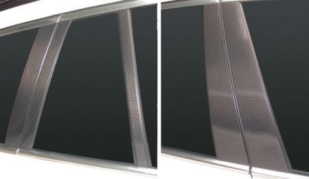 [hasepro] ハセプロ マジカルカーボン ピラーセット BMW 5シリーズ F11ツーリング 2010/9~