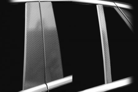 [hasepro] ハセプロ マジカルカーボン ピラースタンダードセット ベンツ GLCクラス X253 2016/2~