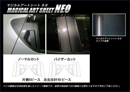 [hasepro] ハセプロ マジカルアートシートNEO ピラーフルセット ジューク F15 2010/6~