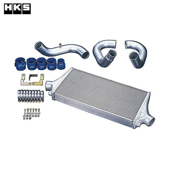 [HKS] インタークーラーキット Rタイプ 純正置き換え スカイラインGT-R BNR34 99/01~02/08 RB26DETT