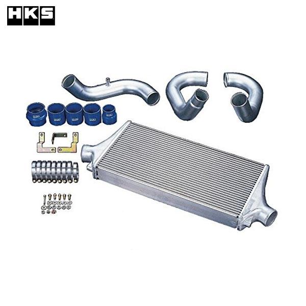 [HKS] インタークーラーキット Rタイプ 純正置き換え スカイラインGT-R BNR32 89/08~94/12 RB26DETT
