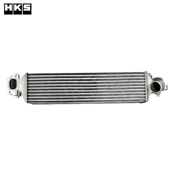 タービンの真価を引き出し、トルクアップを実現。 [HKS] インタークーラーキット Rタイプ シビック・タイプR FK8 17/09~ K20C インタークーラーコアのみ