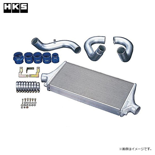 [HKS] インタークーラーキット Rタイプ Vシステム RX-7 FD3S 93/07~02/07 13B-REW ノーマルタービン用
