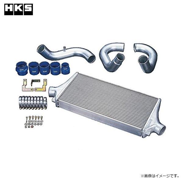 [HKS] インタークーラーキット RタイプAL 前置き ランサーエボリューション CT9A(VII) 01/02~03/01 4G63