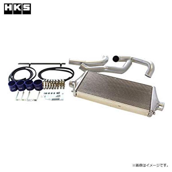 [HKS] インタークーラーキット Sタイプ 前置き ランサーエボリューション CN9A CP9A(IV/V/VI) 96/08~01/01 4G63