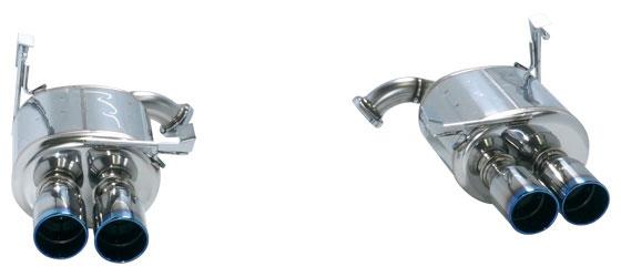 [HKS] マフラー LEGAMAX Premium インプレッサ CBA-GVB EJ20(TURBO) 10/07~14/08 メインのみ 個人宅配送不可 沖縄・離島は要確認