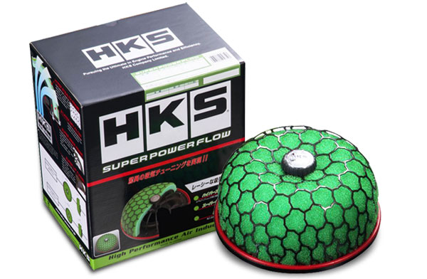 [HKS] スーパーパワーフロー タント カスタム L375S 07/12~13/09 KF-DET 4WD未確認