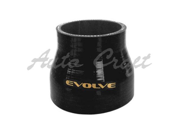 HPI 異径シリコンダクトホース Φ45 50 ブラックタイプ 新作からSALEアイテム等お得な商品 満載 60mm 並行輸入品 EVOLVEゴールドロゴ