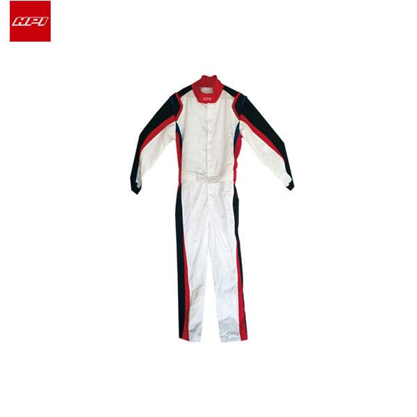 [HPI] コンペティションギア リブレシリーズ サーキットスーツ ホワイト LL