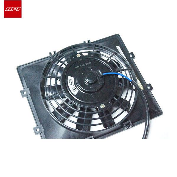 [HPI] オイルクーラーコア用電動ファン 7インチ プル式