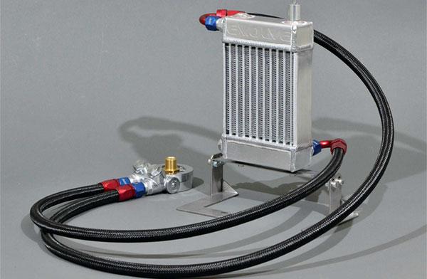 [HPI] サイドタンク式 オイルクーラーキット W4 純正位置 アルトワークス HA36S R06A 29/05~