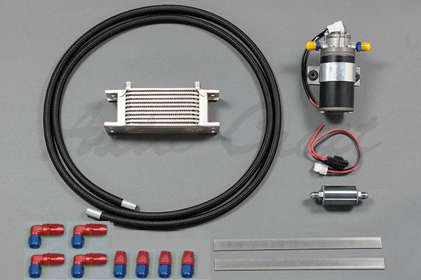 HPI 希少 値下げ 汎用ドロンカップ式デファレンシャルクーラーキット 10段