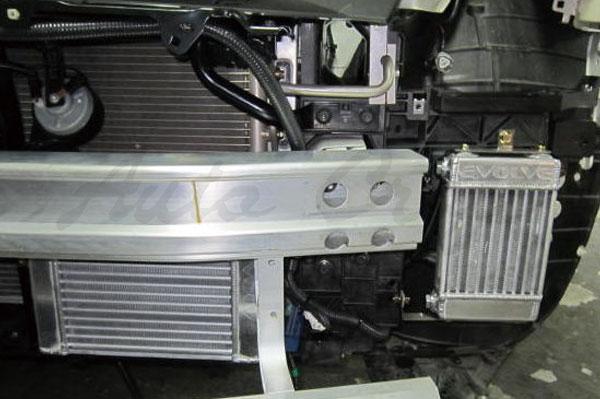 HPI サイドタンク式 業界No.1 車種別デフクーラーキット W4 再再販 Z34 フェアレディZ