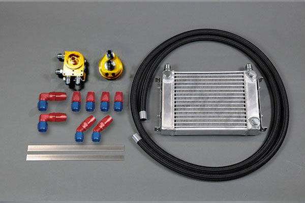 HPI EVOLVE汎用オイルクーラーキット オイルエレメント移動タイプ 在庫限り W2 4-16UNF 3 爆売り