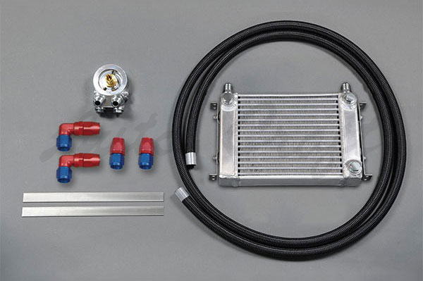 超安い HPI EVOLVE汎用オイルクーラーキット オイルエレメント純正位置 W4 マート M20×P1.5