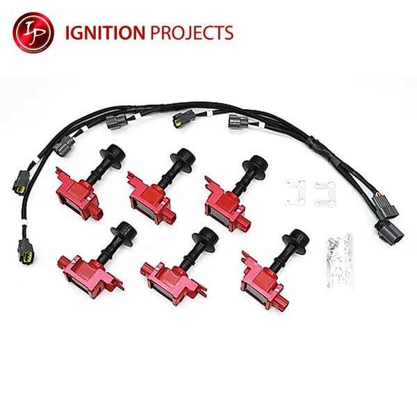 IGNITION PROJECTS IPヘクサパック for RB26DETT Type-V スカイラインGT-R BNR32 RB26DETT