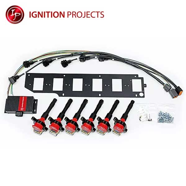 IGNITION PROJECTS IPヘクサパック for 2JZ Type-4 2JZ-GTE VVT