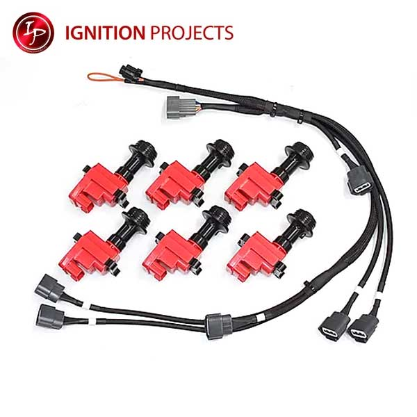 品多く IGNITION RB26DETT PROJECTS IPパワーコイルマルチスパーク BCNR33 for R33 スカイラインGT-R IGNITION BCNR33 RB26DETT, Negozietto:f4dcd7c2 --- aptapi.tarjetaferia.com.mx