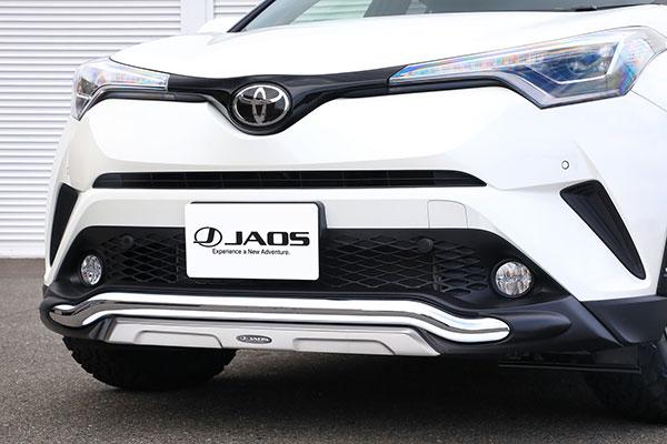 JAOS ジャオス フロントバンパーガード C-HR 16.12~ ALL ※送料注意