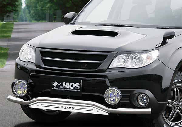 JAOS ジャオス フロントグリル フォレスター SH#系 07.12~12.10 ALL ※送料注意