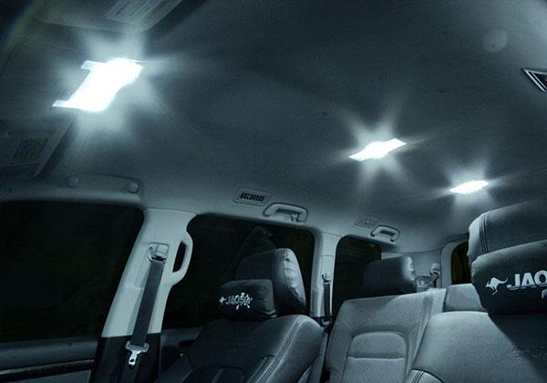 JAOS ジャオス LEDルームランプ ランドクルーザー200系 07.09~13.08 ALL ※送料注意