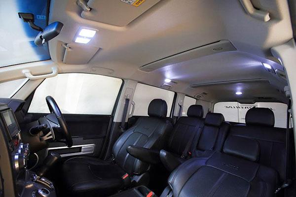 JAOS ジャオス LEDルームランプ 12+用 デリカ D:5 12.07~ ALL(Premium除く) ※送料注意
