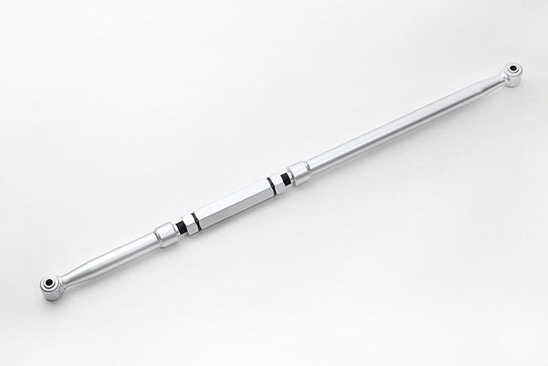 [JAOS] ジャオス BATTLEZ ラテラルロッド リヤ シルバー サーフ 185系 95.12~02.09 ALL ※代引不可、送料注意