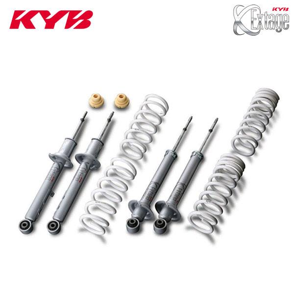 [KYB] カヤバ ショック エクステージ 1台分 4本キット マークX GRX133 09/10~12/07 2GR-FSE FR セダン AVS電調式除く [PREMIUM]